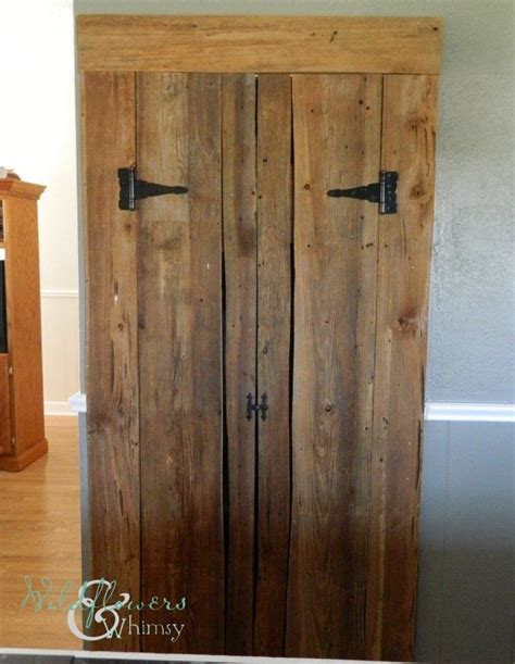 Pantry Barn Doors by Diy Pantry Barn Doors Future Projects