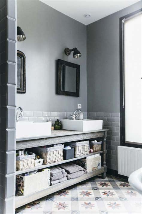 bain hairs styles une salle de bains au charme nostalgique styles de bain