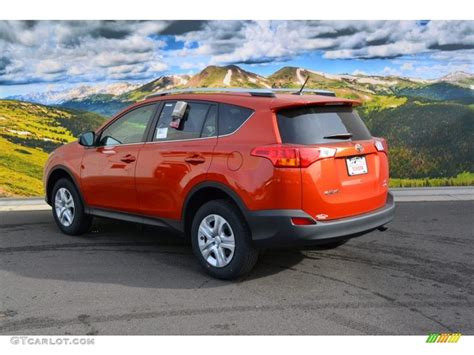 Toyota Rav4 Colors 2015 Lava Toyota Rav4 Le 99764729 Photo 3 Gtcarlot