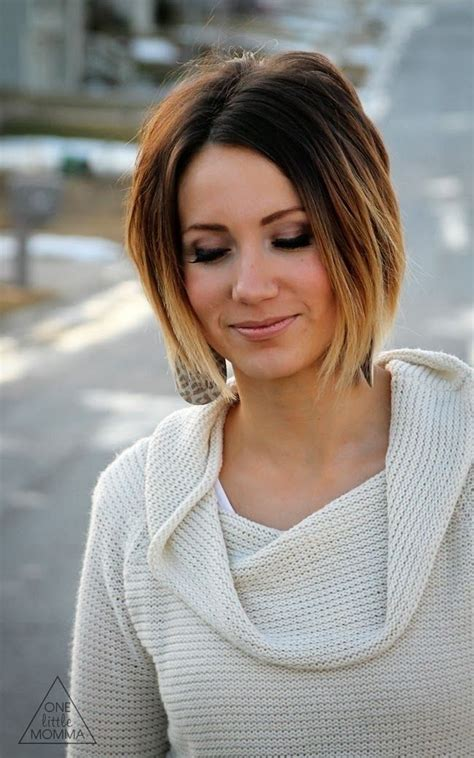hairstyles for long chins best 25 stacked bob long ideas on pinterest