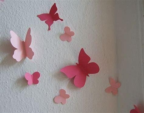 imagenes mariposas de papel ideas para decorar con mariposas de papel fotos de