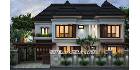 desain interior rumah bali modern desain rumah 5 kamar luas 330 m2 bp havid di malang jasa