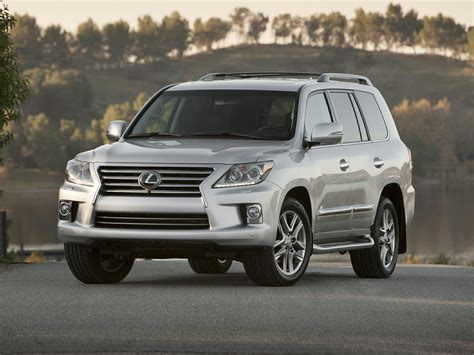 2014 Lexus Lx 570 Price Photos Reviews Features