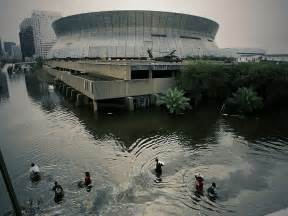 How Many Does The Mercedes Superdome Hold Refuge Of Last Resort Five Days Inside The Superdome For
