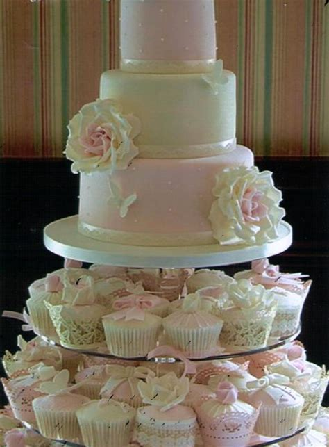Wedding Cake Vs Cupcakes by The Cake Zone Sweet Battle Continues Cupcakes Vs