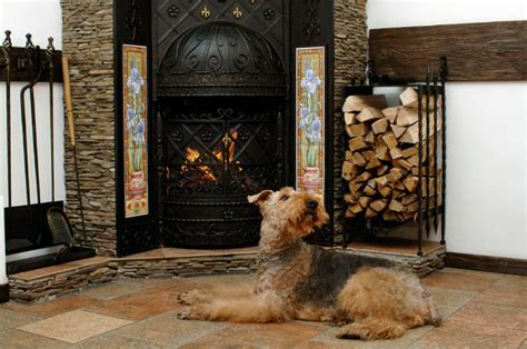 Mad Hatter Fireplace by The Mad Hatter Animal Fireplace Safety Indianapolis In