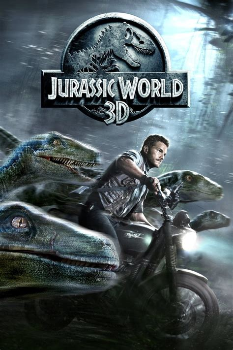 film jurassic world jurassic world 2015 posters the movie database tmdb