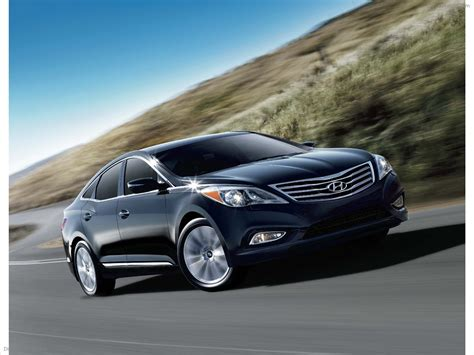 hyundai azera 2012 car wallpapers 02 of 64