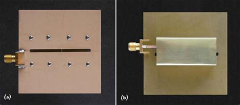 optimization of a waveguide backed slot antenna array 2012 03 15 microwave journal