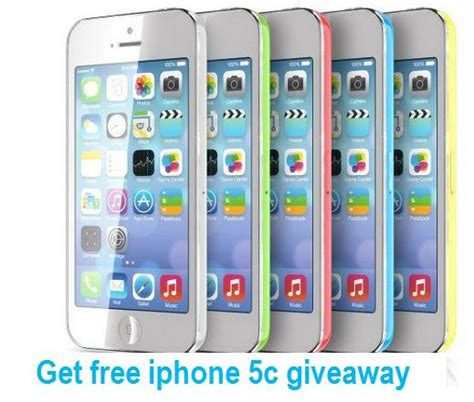 Free Iphone 5c Giveaway - get free iphone 5c get a free stuff online free stuff free coupon free sle and