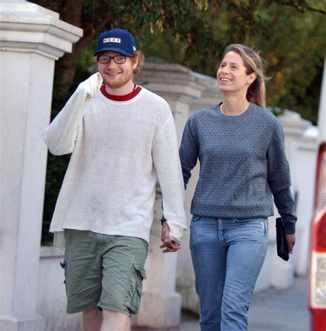ed sheeran girlfriend ed sheeran shares about his lovelife we luv celebs