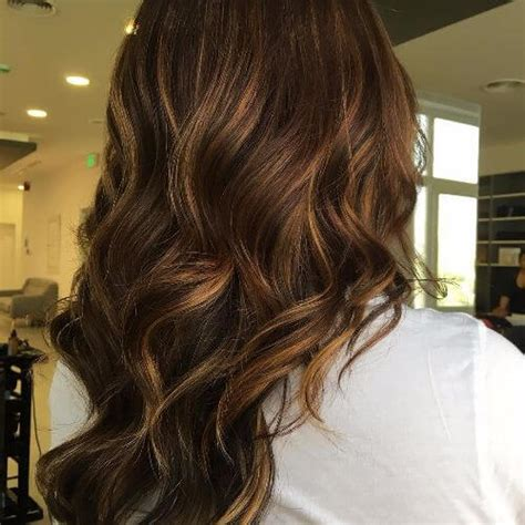 hairstyles brown hair with caramel highlights 100 caramel highlights ideas for all hair colors