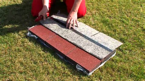 Garden Shed Roofing Materials by Diy How To Apply Shingles Easy Shingle On Your Roof