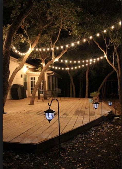 Outdoor Rope Lighting Ideas 25 Best Ideas About String Lights Outdoor On Outdoor Patio Lighting Patio Lighting