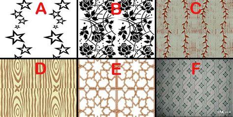 wallpaper atau cat roll pattern wallpaper atau roll cat motif desain rumah