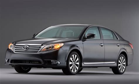 how to work on cars 2010 toyota avalon electronic valve timing pricing announced for redesigned 2011 toyota avalon car and driver blog