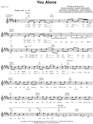 this is the best part lyrics gungor michael gungor sheet music to download and print world