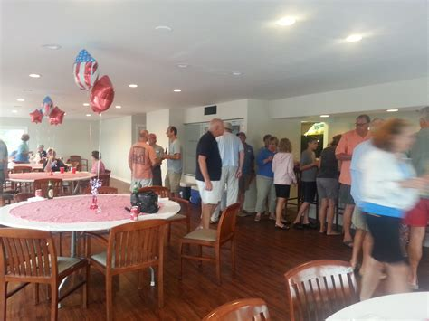 old point comfort yacht club 201507 reception for old point comfort yacht club york