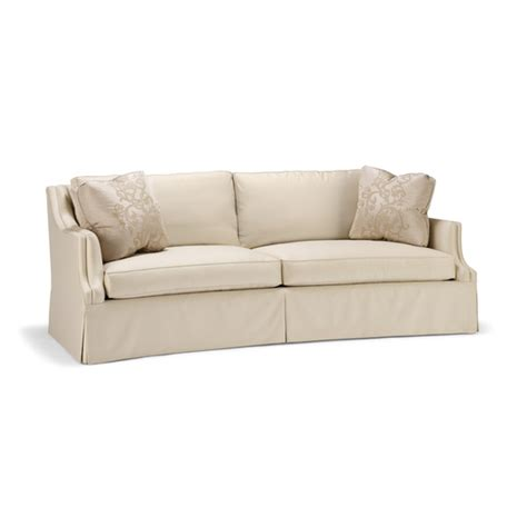 crescent sofa custom curved shape sofa avelle 232 fabric
