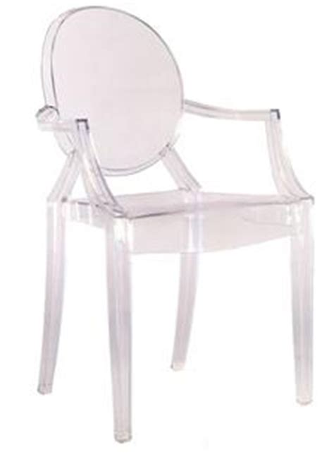 Pink Ghost Chair by Louis Xiv Ghost Armchair