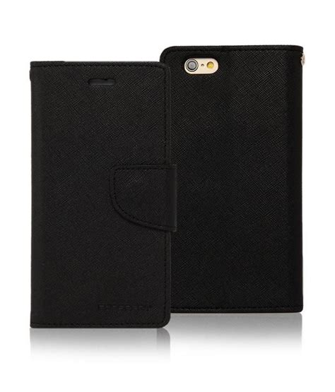 Goospery Iphone 6 Fancy Diary Wallet feomy goospery fancy diary for iphone 6 plus b black flip covers at low prices
