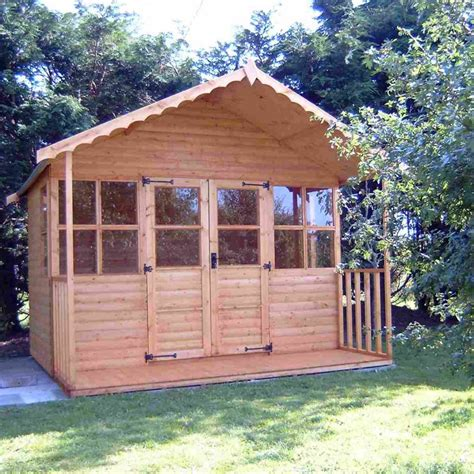 Garden Sheds Wales by Home Wales Sheds
