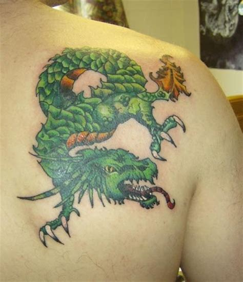 dragon tattoo represents tattoo symbolism dragon tattoo symbolism