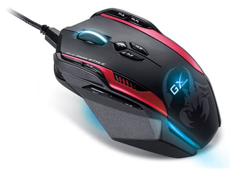 buy genius gx gila gaming mouse 8200dpi laser sensor