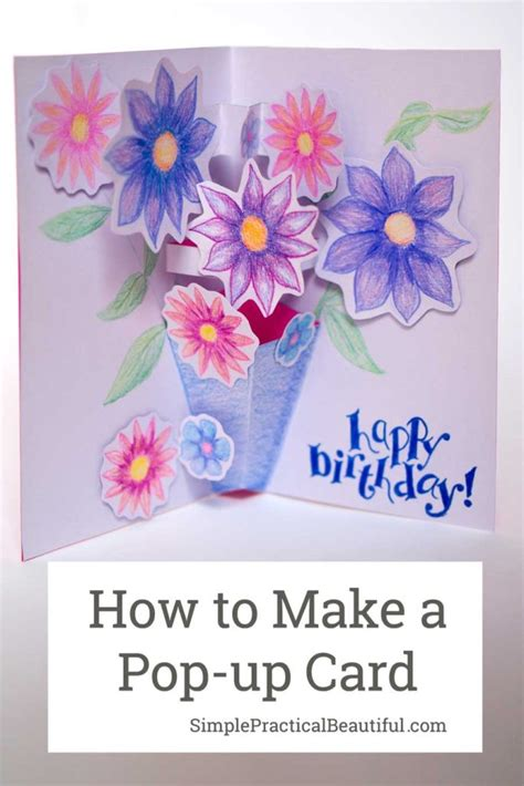 how do i make a pop up card how to make a pop up card inspired by paddington 2