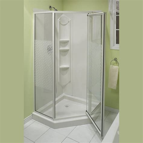 Small Bathroom Ideas With Shower Stall Interior Corner Shower Stalls For Small Bathrooms Modern