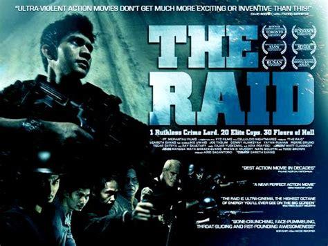 film action pertarungan the raid plot cerita sederhana yang sangat kuat di