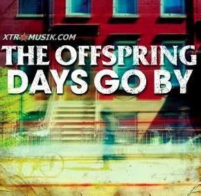 Barat Offspring djoens the offspring days go by album