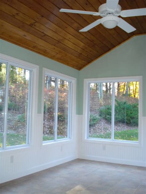 Prefinished Wood Ceiling Planks by Top 25 Ideas About Wood Ceilings On Smart