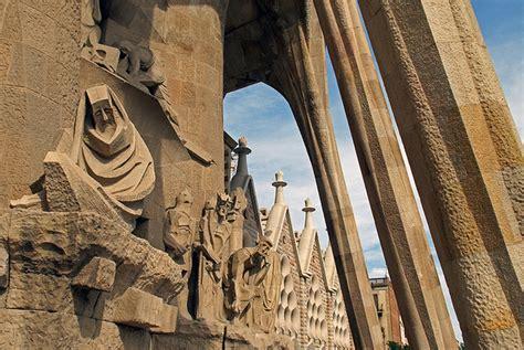 Corbelling Detail Ad Classics La Sagrada Familia Antoni Gaudi Archdaily