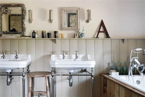tongue and groove bathroom ideas reclaimed tongue groove panelling industrial