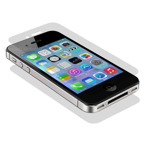 iphone front 3 x clear front and back lcd screen protector for apple