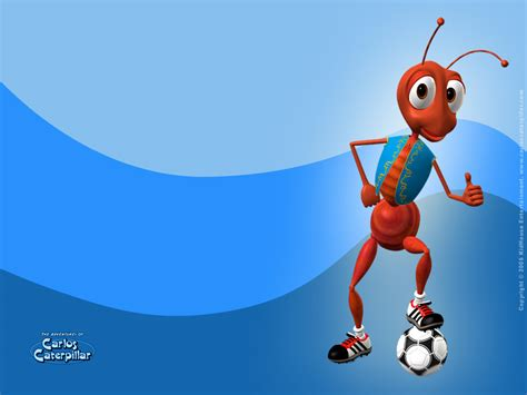 click on a thumbnail below to select a larger image that carlos caterpillar wallpapers