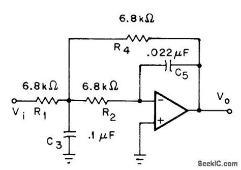 high pass filter using ic 741 high pass filter using 741 28 images op circuits gt circuits gt best audio active high pass