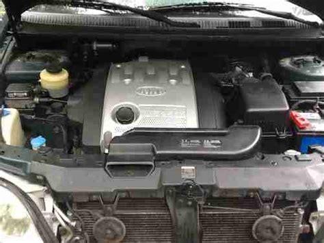 2003 Kia Sedona Engine Purchase Used 2003 Kia Sedona With A Bad Motor