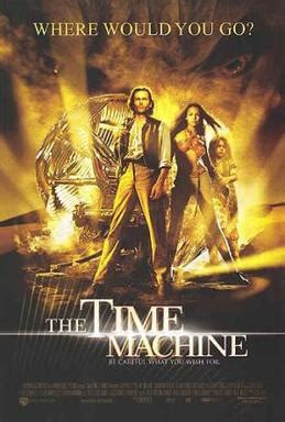 The Time Machine the time machine 2002