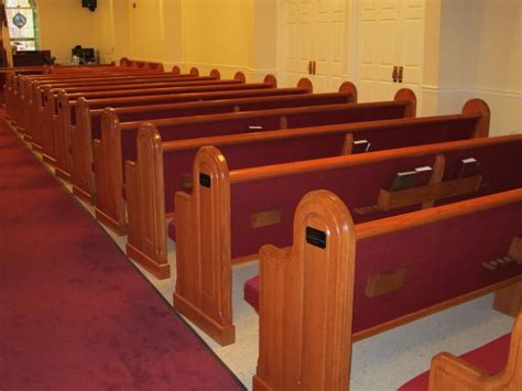 upholstery church pews new church pews images