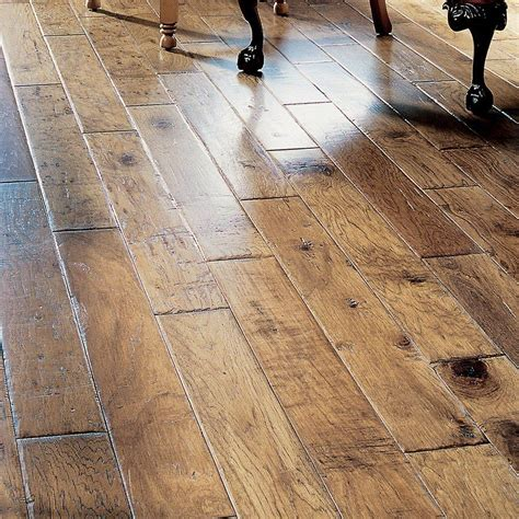 chateau bistro 1 2 x 5 hickory natural flooring hq store