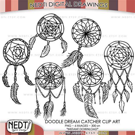 dream catcher doodle dreamcatcher doodle clip art on behance