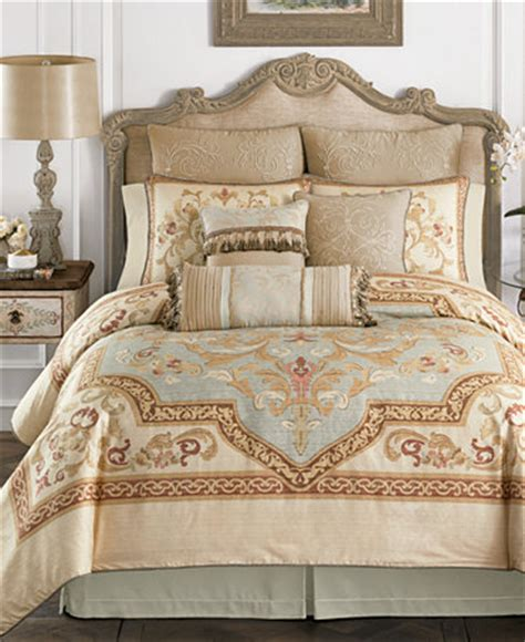 closeout croscill lorraine comforter sets bedding