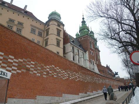Cracovie et sa colline de WawelBlog Trotteur, voyages et bons plans
