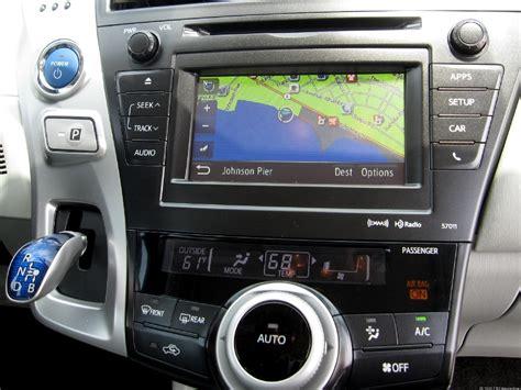 Toyota Navigation 2012 Toyota Prius V Drive Roadshow