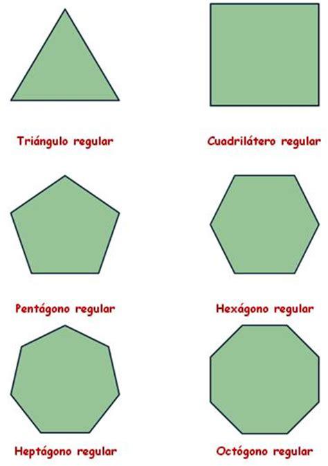 figuras geometricas heptagono los pol 237 gonos regulares didactalia material educativo