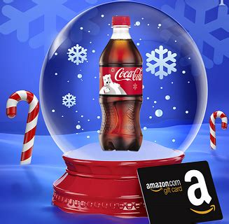 Is Amazon Giving Away 1000 Gift Cards - coca cola amazon gift card instant win game