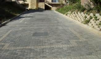 home driveway design ideas 15 paving stone driveway design ideas digsdigs