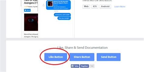 cara membuat instagram tanpa facebook cara membuat widget like box facebook melayang tanpa